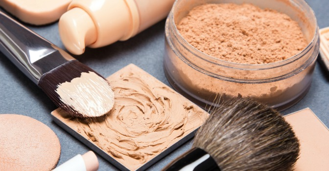 What's your favorite type of foundation?