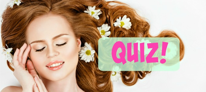 Hair Styling Quiz Feature