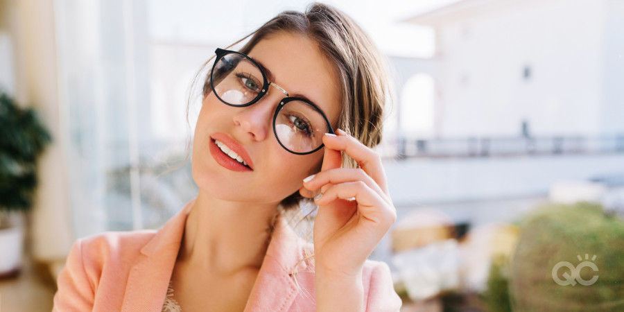everyday makeup for glasses