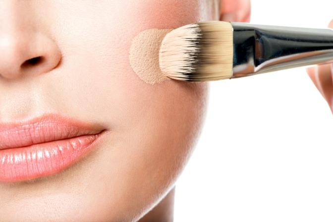 BB Cream Foundation Brush