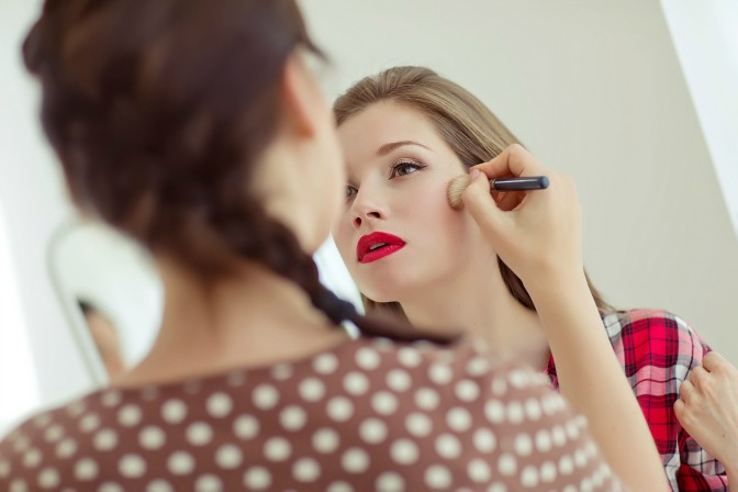 Makeup Artistry Business Customer Referral
