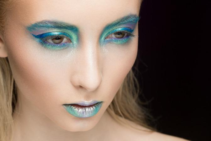 SFX Makeup Halloween Looks Mermaid