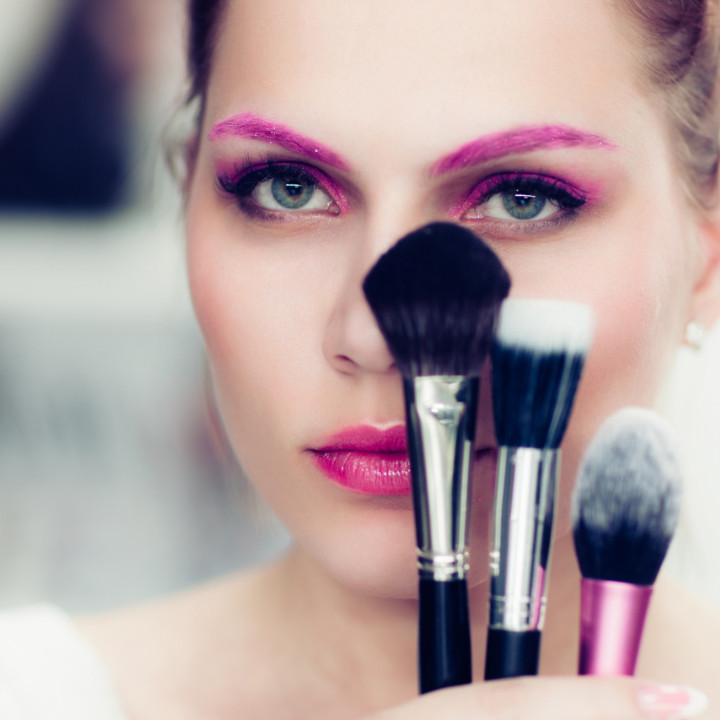 how to get your first MUA client QC Makeup Academy