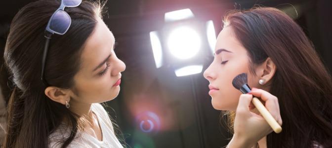 What do makeup artists