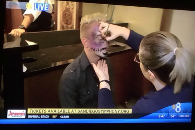 Makeup on Live TV Screenshot