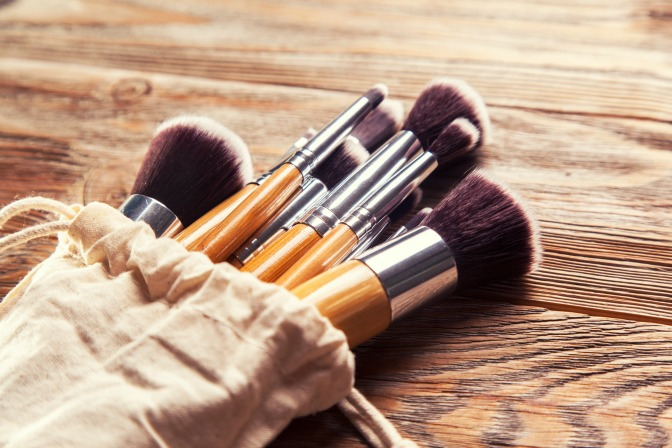 Do you clean your makeup brushes often?