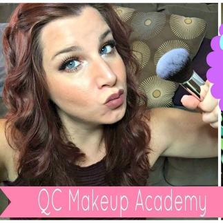 QC Makeup Academy student Valerie Skinner makeup artistry skills