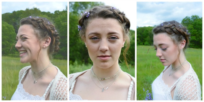 Kaylee Karcher student makeup artist