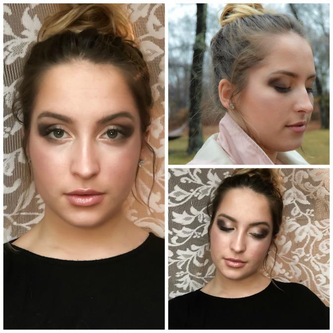 QC Makeup Academy student makeup artist feature—Kaylee Karcher