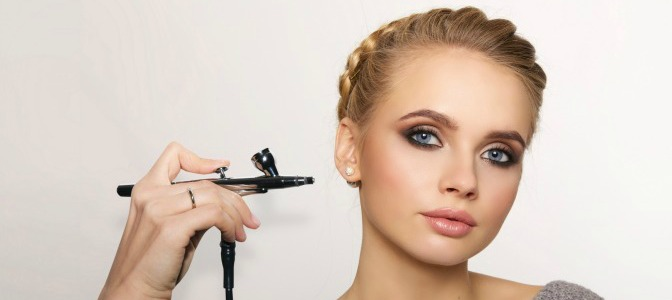 Should you try airbrush makeup for your wedding day?