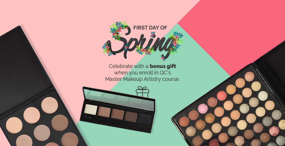 Free Makeup, Book and Lashes—QC Makeup Academy
