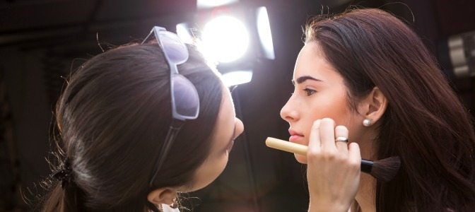Learn to be a makeup artist in Los Angeles and Hollywood area