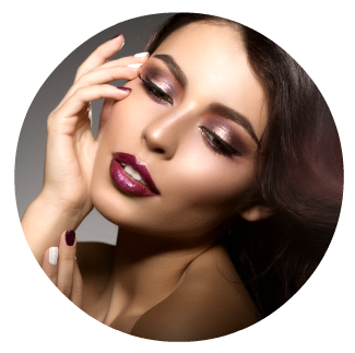 Makeup artistry at QC's online makeup school
