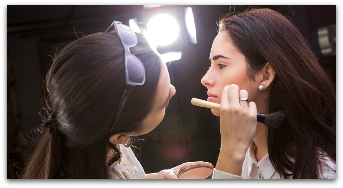 Job opportunities for makeup artists