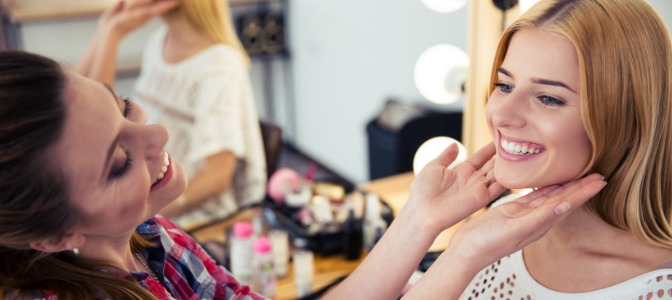 What excites you the most about being a makeup artist?