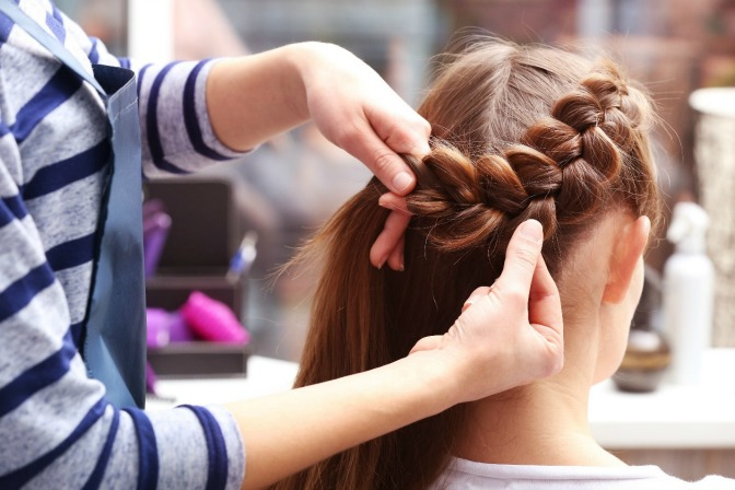 Hairstyle trends for summer 2017
