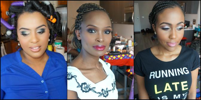 QC Makeup Artistry Course Graduate