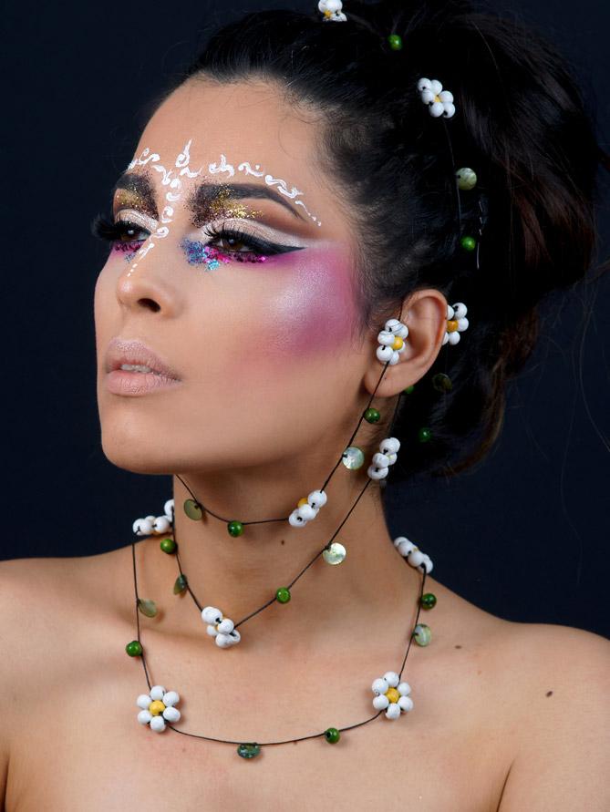 Makeup Artist Mehri Kazemi Makeup Contest Submission