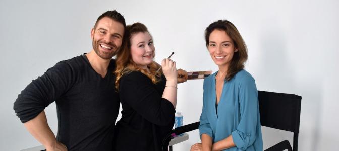 QC Makeup Academy Student: Whitney Ellis