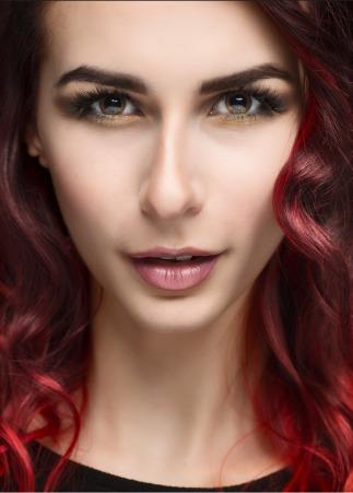 QC Makeup Academy Student Critique