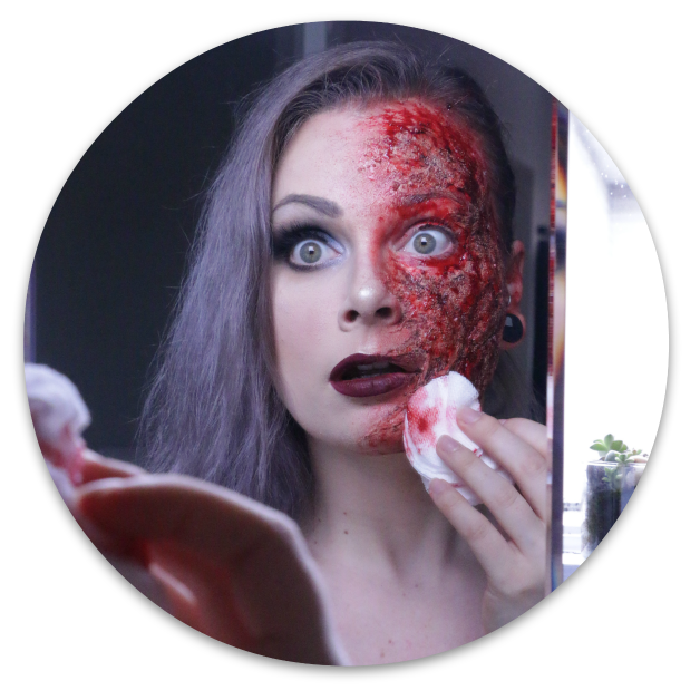 Special effects makeup contest
