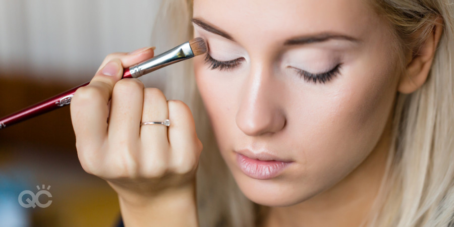makeup artist certification application of makeup