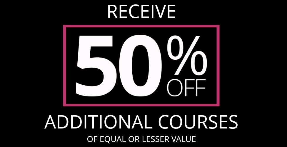 Discount on online makeup courses
