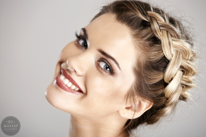 professional braiding techniques from hair styling courses