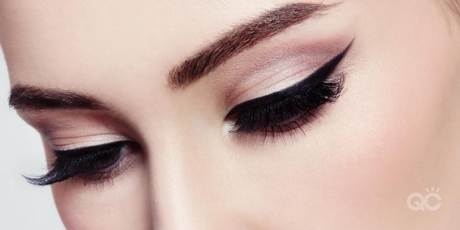 eyeliner close up shot mua makeup artist