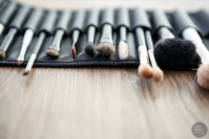 ELF cosmetics makeup brushes