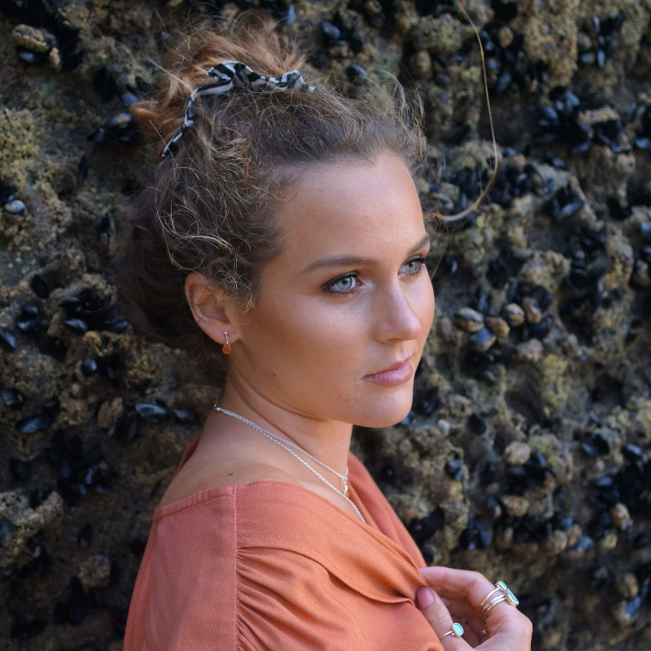 Charlotte Albert MUA Photographer: Sadie Hodgson, Model: Josie Pearce
