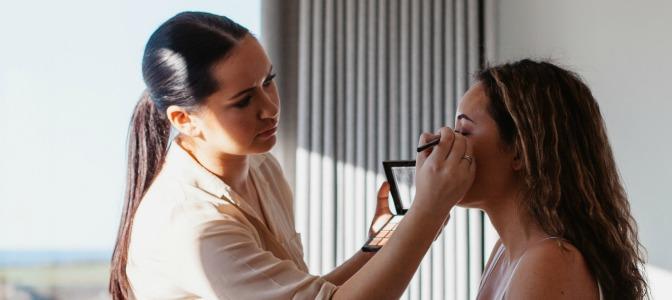 Charlotte Albert de Luynes Makeup Artist