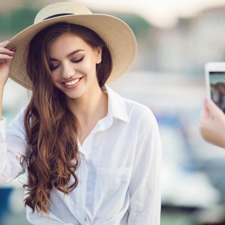 makeup photos for a online makeup course