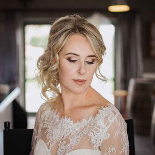 Makeup by Katie Berry