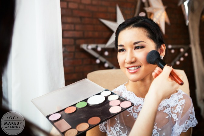 become a makeup artist