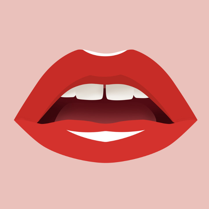 lipstick logo for makeup business