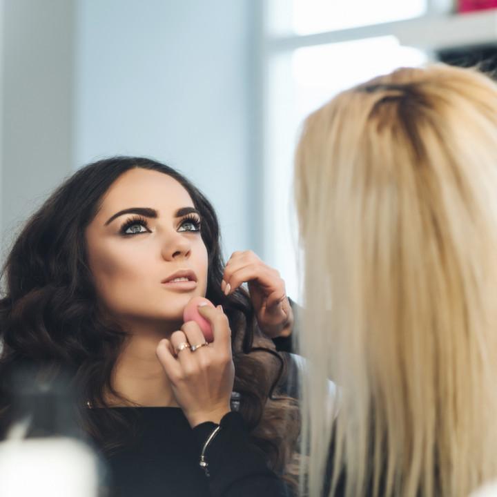 qc makeup academy course assignments for aspiring makeup artists
