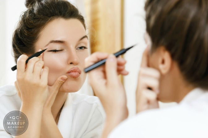 Understand your makeup skills before starting online makeup classes
