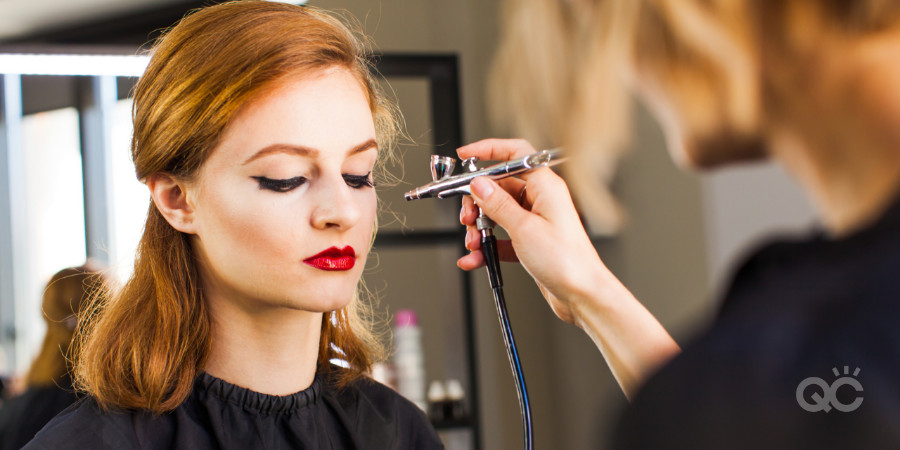 airbrush makeup artistry for valentines day