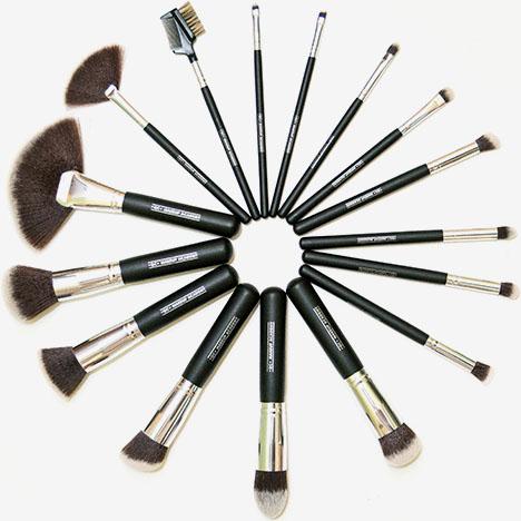 New QC Makeup Academy Brushes - QC Makeup Academy