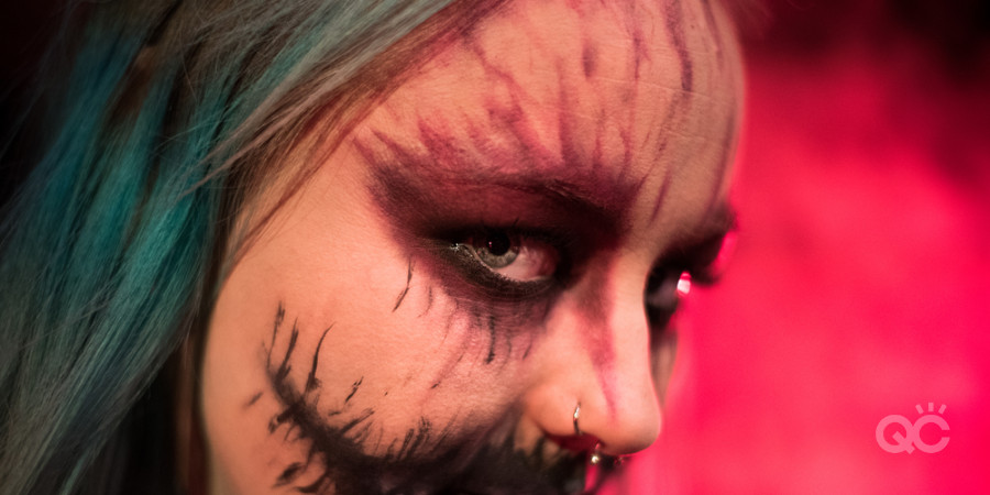 horror makeup artistry special FX special effects makeup