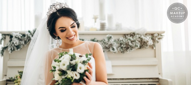 This tool is especially popular for bridal makeup