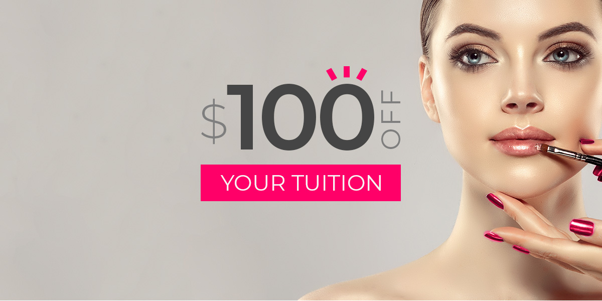 QC Makeup Academy Promotion - 10% Off Any Makeup Course Enrollment