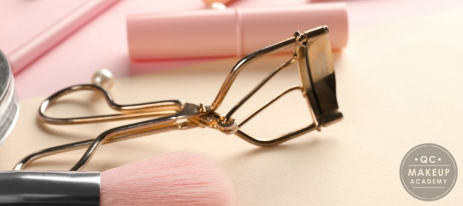 Eyelash curlers should be used…