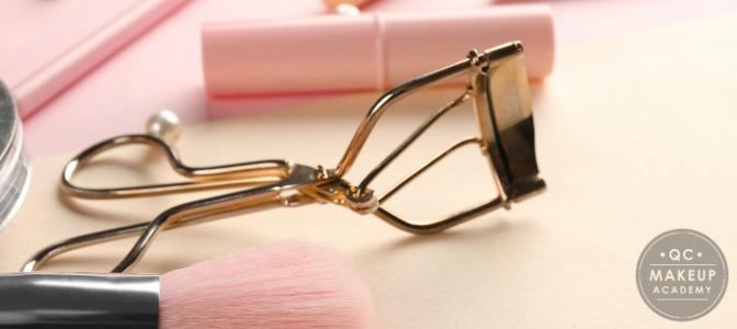 Eyelash curlers should be used…