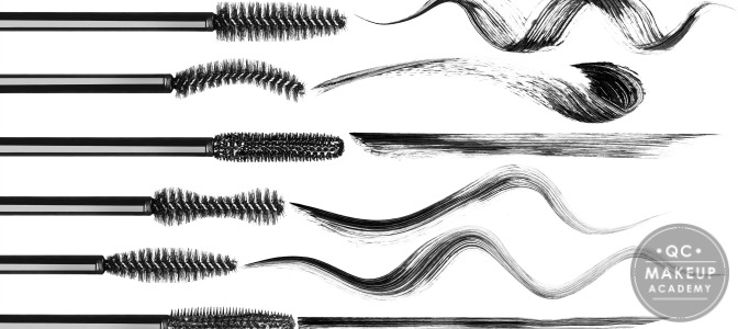 Eyelash combs can be used as an alternative to mascara wands.