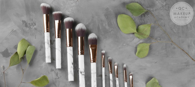 Brushes made with natural hairs are always better than those made with synthetic fibers.