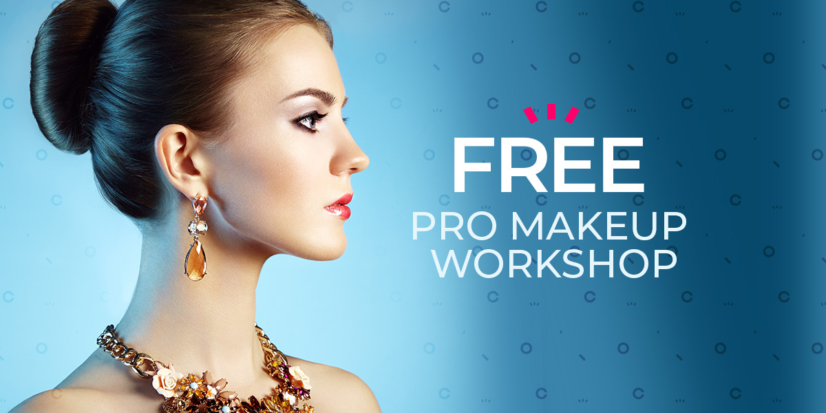 QC Makeup Academy Promotion- Enroll in Master Makeup Artistry Course and Receive Pro Makeup Workshop for Free