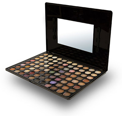 88-Shade Neutral Eye Shadow Palette