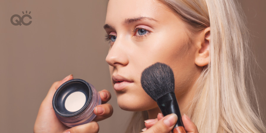powder for global beauty course